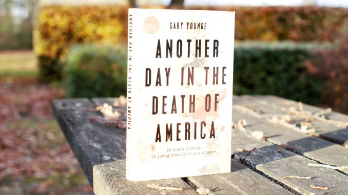 Another Day in the Death of America by Gary Younge book cover