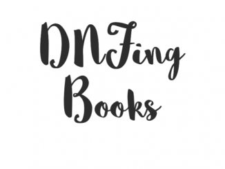 dnfing books, not finishing books