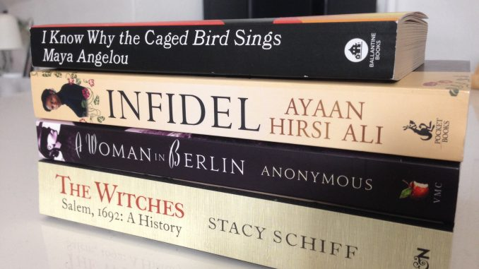 NonFiction November 2017 to be read list