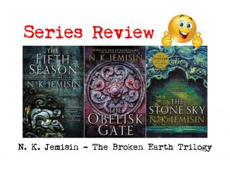 N. K. Jemisin's The Broken Earth science fantasy trilogy review: The Fifth Season, The Obelisk gate and The Stone Sky