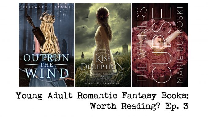 Young Adult Romantic Fantasy Books - Worth the read?