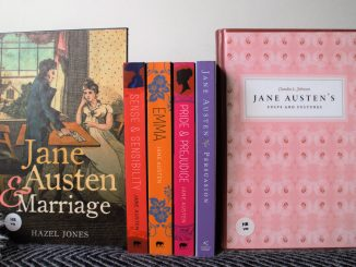 Jane Austen Book Haul